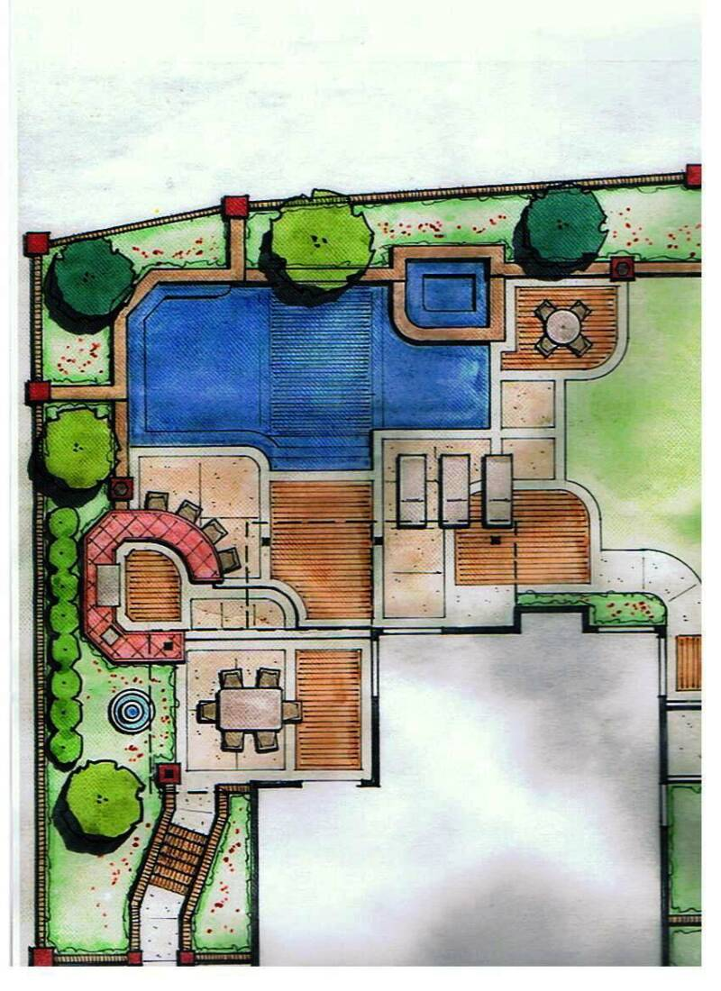 Landscape Design Drawings PDF
